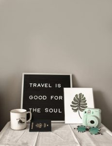 Op reis gaan